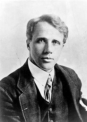 Robert Frost, Dartmouth 1896.